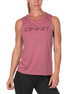 Onnit New Type Muscle Tee Mauve/Mauve