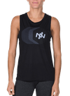 Tracer Muscle Tee Black/Multi