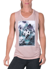 Geo Peak Muscle Tee Hero Image