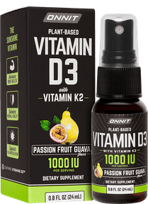 Vitamin D3 Spray Bottle
