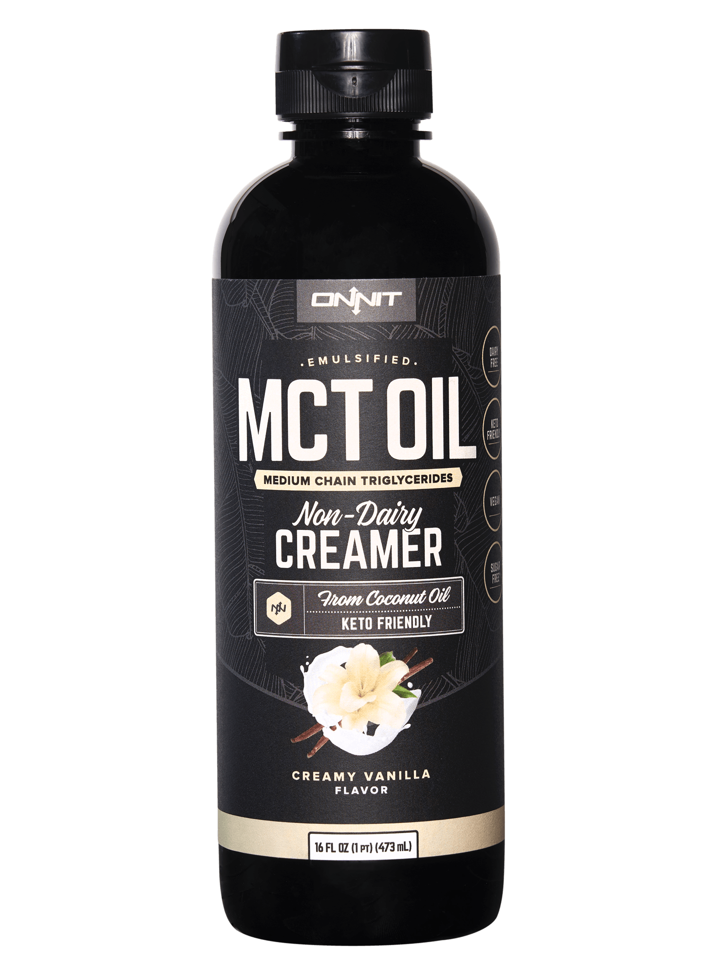 Emulsified MCT Oil