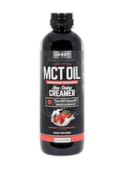 Emulsified MCT Oil - Creamy Strawberry