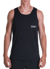 Division Performance Tank Black