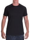 Division Pocket Performance Shirt Black