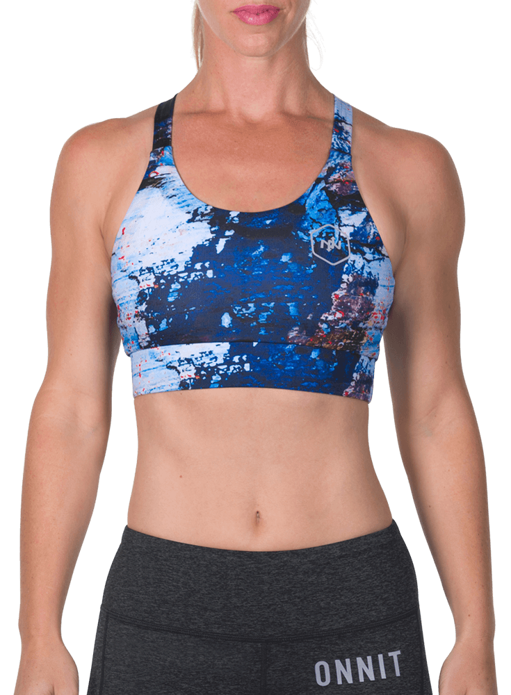 Steady Sports Bra