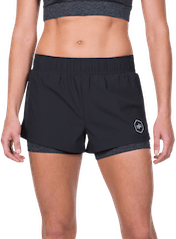 Sunny Day Performance Shorts w/ Compression Hero Image
