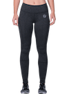 Black Swan Yoga Leggings Charcoal Heather