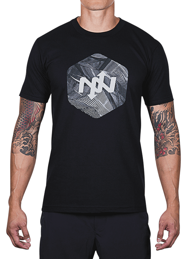 Hex Broken Waves T-Shirt