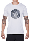 Hex Broken Waves T-Shirt White