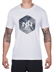 Hex Broken Waves T-Shirt Hero Image