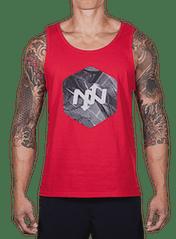 Hex Broken Waves Tank Top Hero Image