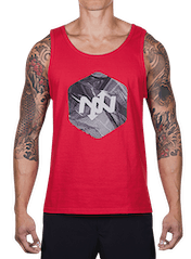 Hex Broken Waves Tank Top Hero Image