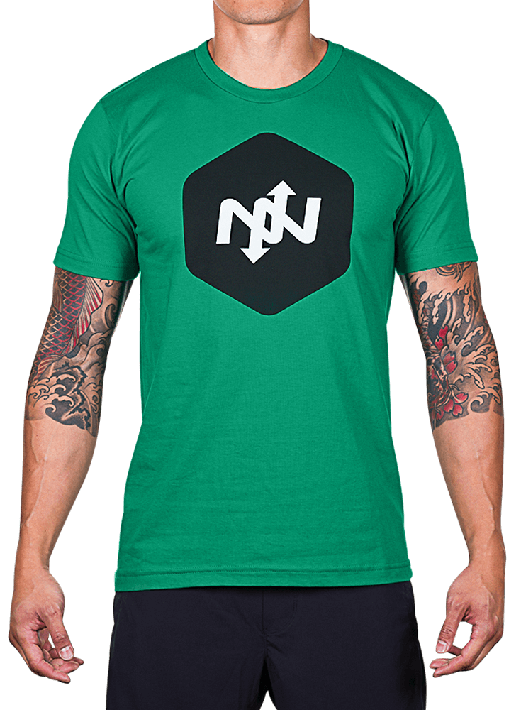 Hex Two-Tone T-Shirt