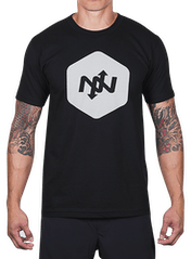 Hex Two-Tone T-Shirt Hero Image