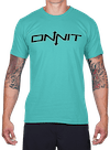 Onnit Type T-Shirt Teal/Black