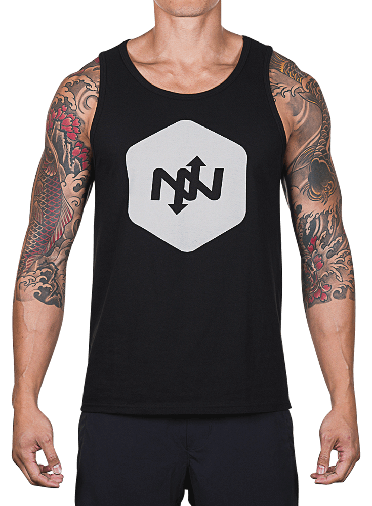 Hex Two-Tone Tank Top