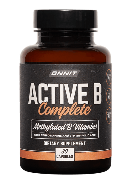 Active B Vitamins Photo