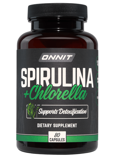 Spirulina & Chlorella Photo
