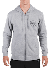 10th Planet Orbit Zip Hoodie Hero Image