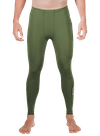 Virus x Onnit Stay Cool Compression Pants Olive/Black