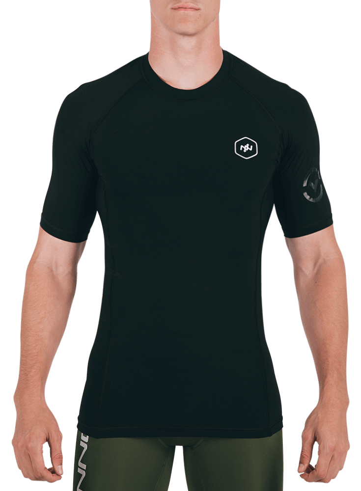 Virus x Onnit Stay Cool S/S Crew Neck Rashguard