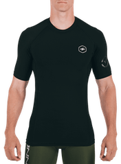 Virus x Onnit Stay Cool S/S Crew Neck Rashguard Hero Image