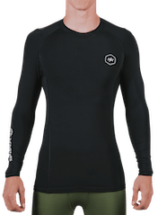 Virus x Onnit Stay Cool L/S Crew Neck Rashguard Hero Image