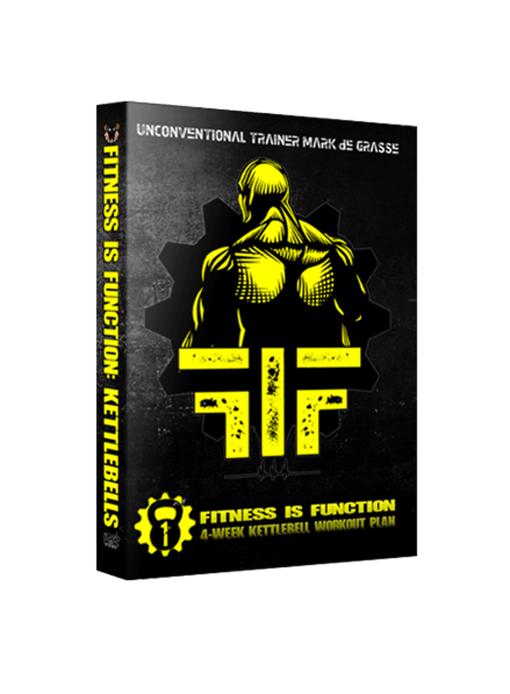 Fitness is Function – Kettlebell DVD