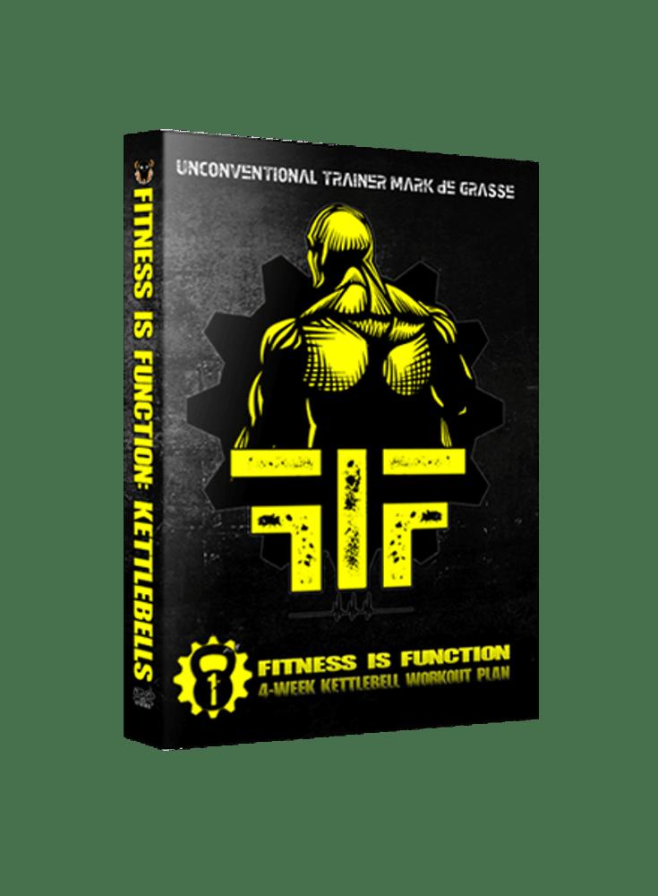 Fitness is Function – Kettlebell DVD