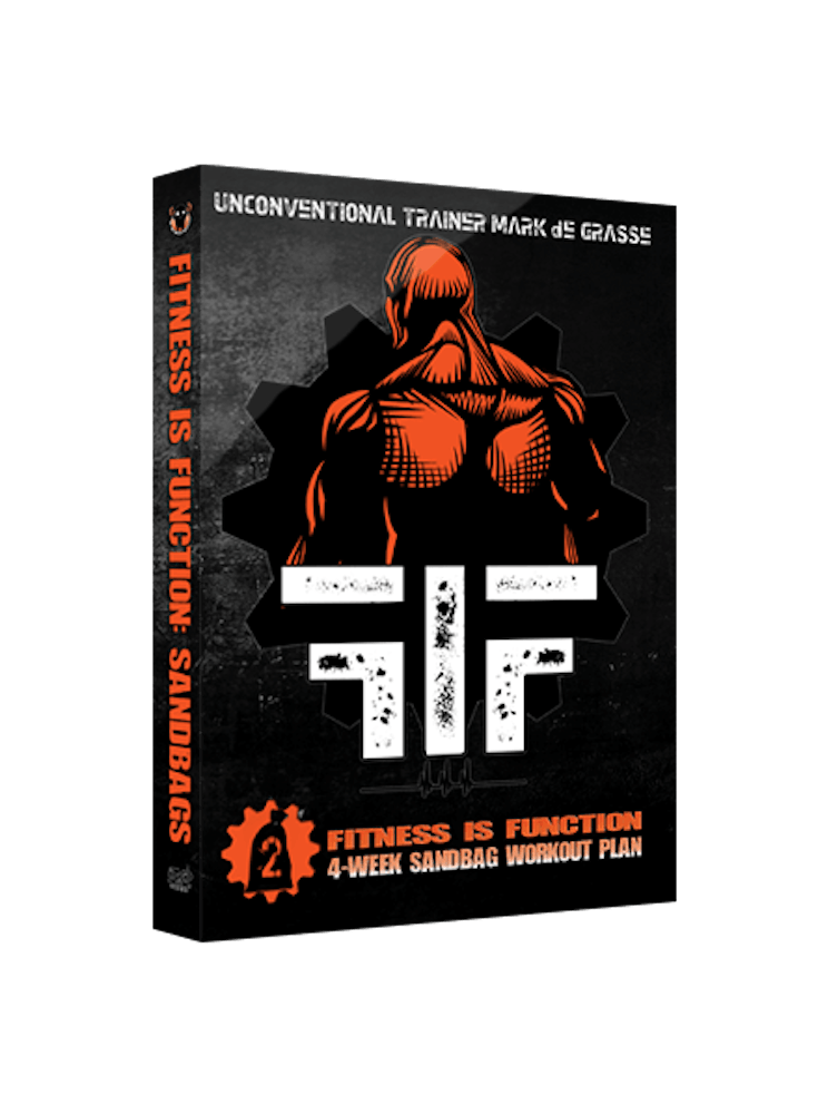 Fitness is Function – Sandbag DVD
