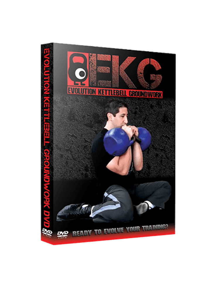 Evolution Kettlebell Groundwork DVD