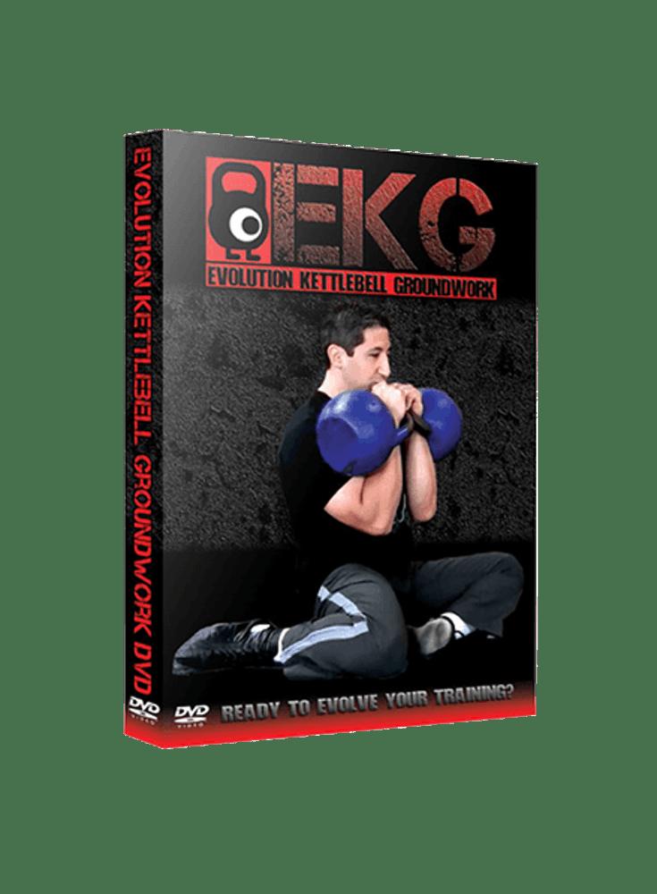 Evolution Kettlebell Groundwork DVD