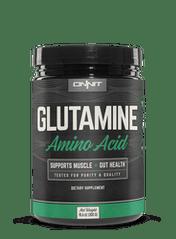 Onnit Glutamine - Unflavored (60 serving tub)