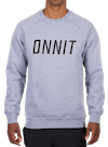 All Or Nothing Crew Gray Heather/Multi