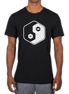 Balanced T-Shirt Black/White
