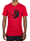Balanced T-Shirt Red/Black