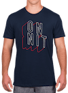 Full Tilt T-Shirt Navy/Multi