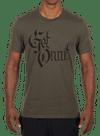 Get Medieval T-Shirt Olive/Black