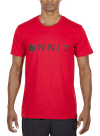 Hardware Contact T-Shirt Red/Black