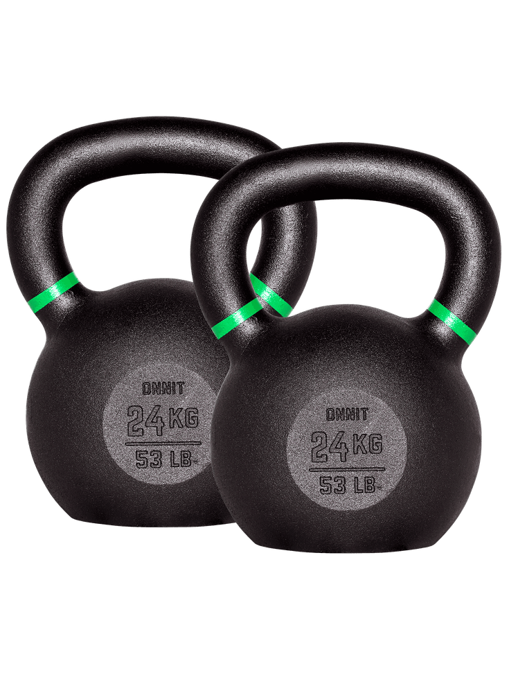Onnit Double 24kg Kettlebells