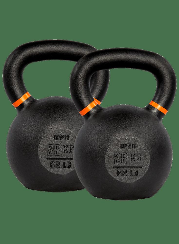 Onnit Double 28kg Kettlebells