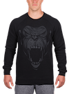 Primal Chimp Crew Black/Charcoal