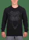 Primal Chimp Crew Black/Charcoal
