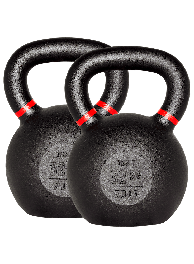 Oprindeligt Onnit Double 32kg Kettlebells   Onnit BC63