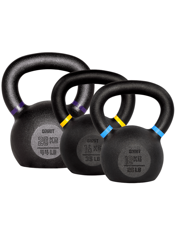Men's Beginner Kettlebell Package