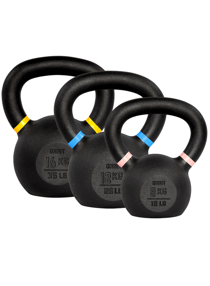 Women's Moderate Kettlebell Package