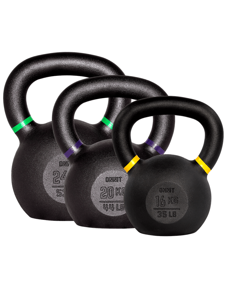Men's Moderate Kettlebell Package