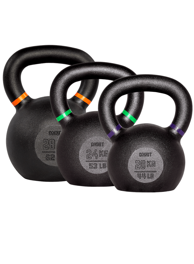 Men's Advanced Kettlebell Package