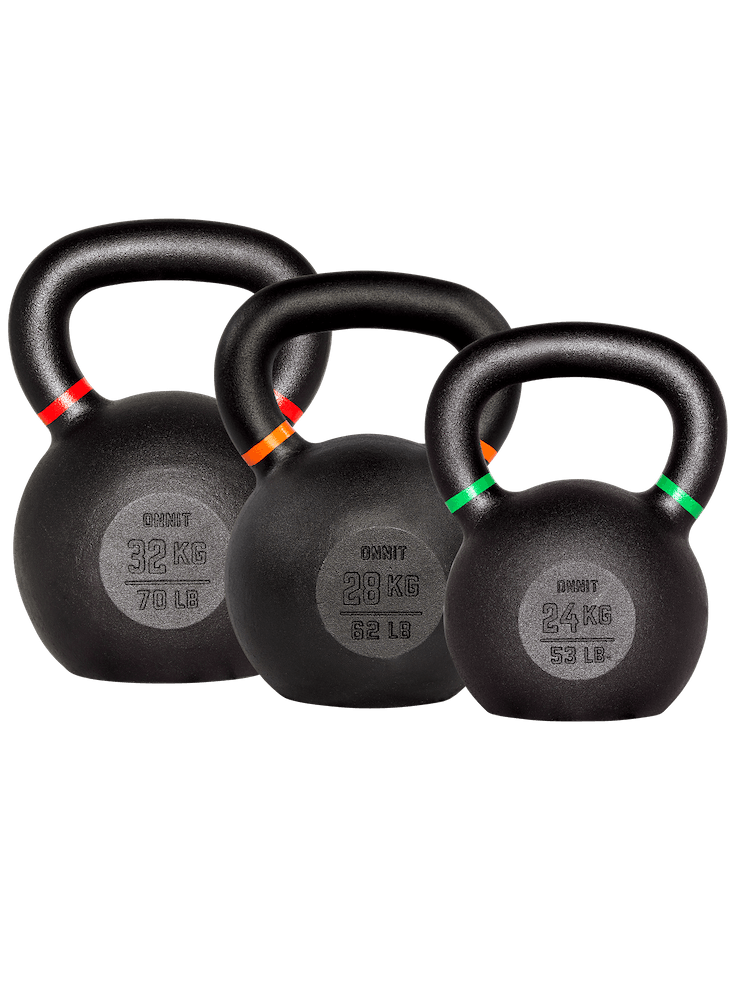 Women's Beast Kettlebell Package