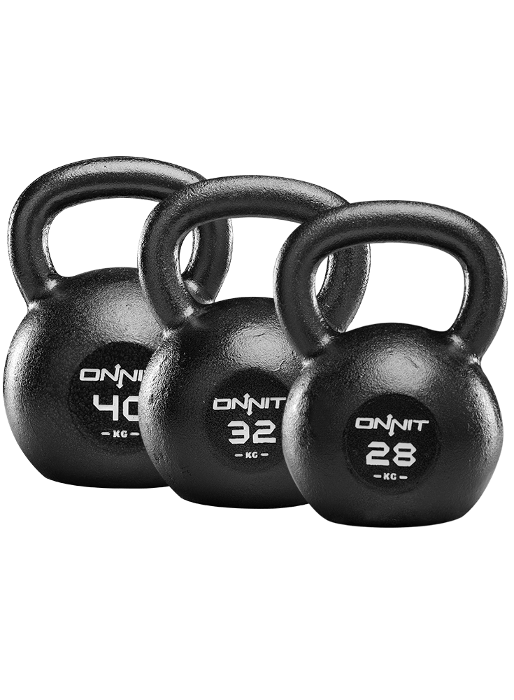 Men's Beast Kettlebell Package